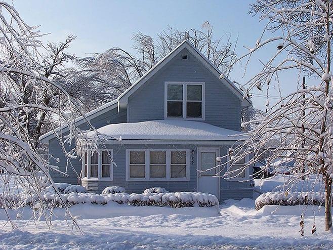 Winter Window Installation In Portland Oregon All Phase